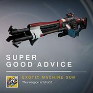 スーパーグッドアドバイス