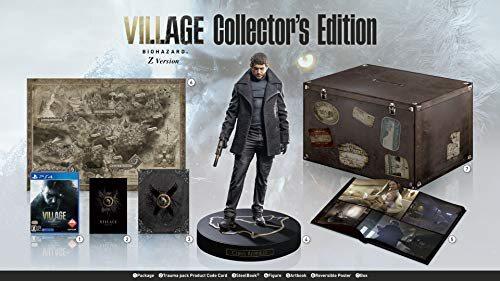 BIOHAZARD VILLAGE Z Version COLLECTOR'S EDITION PS4版