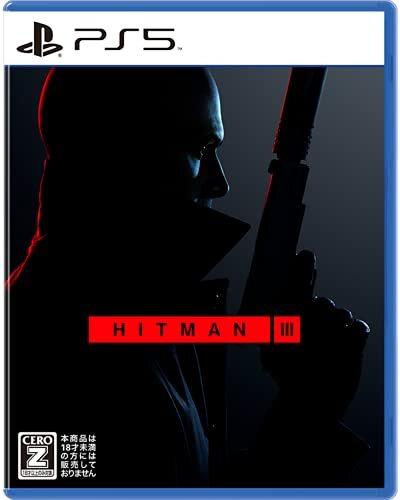 ヒットマン3 - PS5(【永久封入特典】Trinity Pack(ダウンロードコード)封入 &【初回特典】20th ANNIVERSARY PASSPORT(小冊子)同梱 &【Amazon.co.jp限定】デジタル壁紙セット 配信) 【CEROレーティング「Z」】