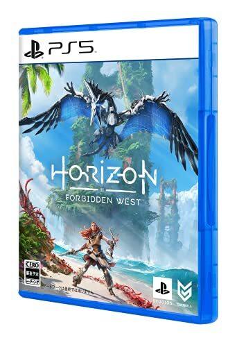 【特典】Horizon Forbidden West PS5版(【早期購入封入特典】プロダクトコード)