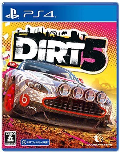 DIRT 5 (【初回特典】DLCコード:DeBertiデザインのフォードF-150ラプタープレランナー 封入 )