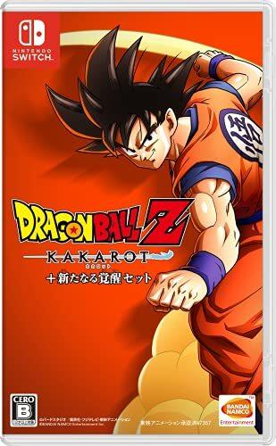 【特典】ドラゴンボールZ KAKAROT + 新たなる覚醒セット(【早期購入封入特典】豪華4大特典)