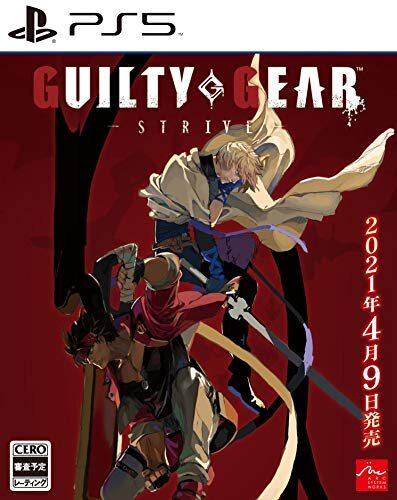 GUILTY GEAR -STRIVE- - PS5