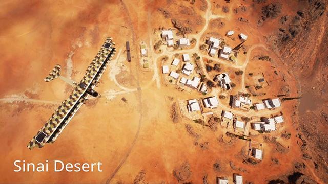シナイ砂漠