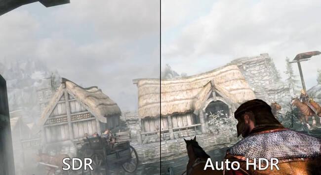 オートHDR
