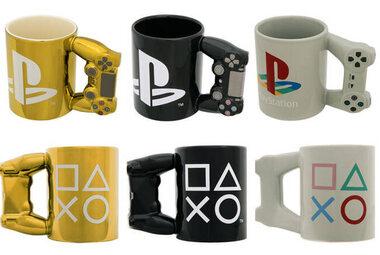 PlayStation コントローラー マグカップ
