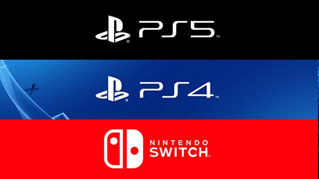 人気のゲームソフト発売スケジュール一覧 (PS5/PS4/Nintendo Switch)