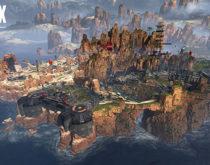 Apex Legends:マップにドラゴン「Flyer」が出現!?攻撃して討伐可能