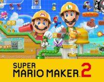Switch「スーパーマリオメーカー 2」は6月28日に発売!予約受付が開始、特典はタッチペン