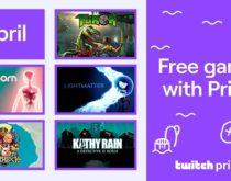 Twitch Prime特典「無料PCゲーム 4月」が配信!Lightmatter/Turokなど5本