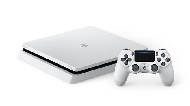 PS4 白