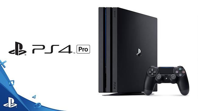 PS4Proブーストモード