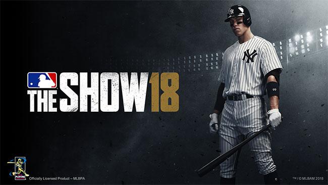 MLB18説明書