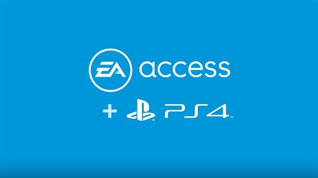EAアクセス