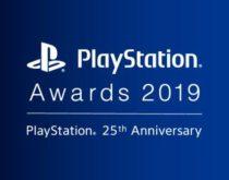 プレイステーション授賞式「PS Awards 2019」を12月3日に開催!YouTubeライブ配信も
