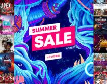 PS Store:大規模なサマーセール2021開始!735件が最大80%オフ