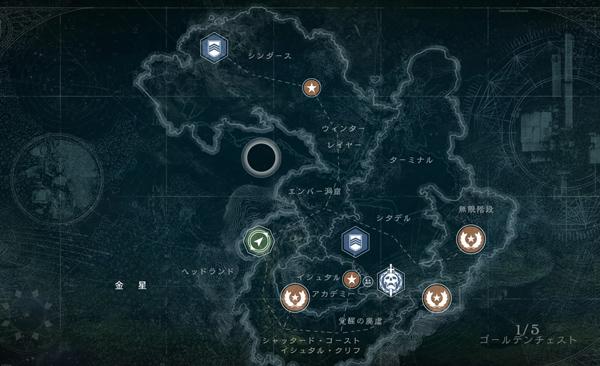 金星 Destiny