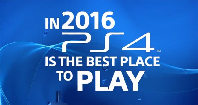 PS4独占
