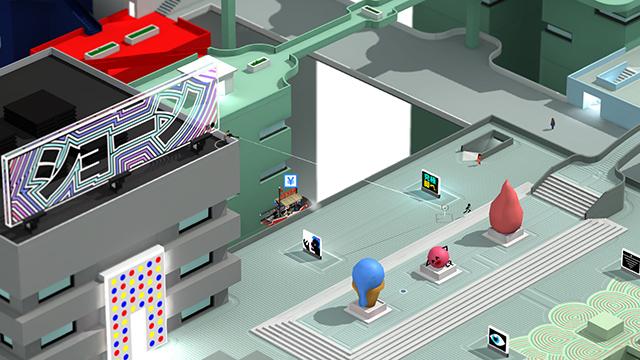 未来の東京