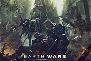 ps4 EARTH WARS